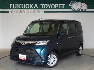 トヨタ タンク X S 1年保証・ワンセグ・SDナビ・バックカメラ・ETC