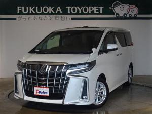 トヨタ アルファード S Aパッケージ フルセグメモリーナビ