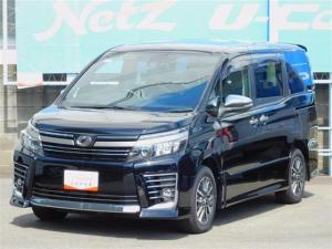 トヨタ ヴォクシー ZS 煌II トヨタセーフティーセンス LEDヘッドランプ 両側電動スライドドア T-Connectナビ バックガイドモニター