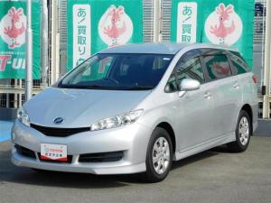 トヨタ ウィッシュ 1.8X HDDナビ バックガイドモニター スマートエントリー&スタートシステム 3列シート7人乗り