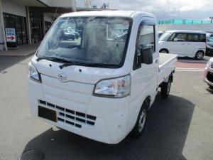 ダイハツ ハイゼットトラック 660スタンダード 三方開き・運転席エアバッグ・エアコン装備