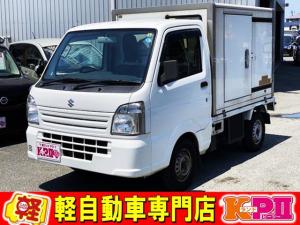 スズキ キャリイトラック 冷凍車1WAY/類型無し/設定温度(マイナス5度から20度)