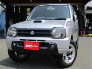 スズキ ジムニー XC 5速MT ターボ 4WD ワンオーナー 社外レカロシート 社外マフラー 社外アルミ