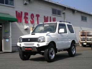 スズキ ジムニー XC 4WD ターボ 2インチUP TOYOタイヤRT