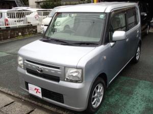 トヨタ ピクシススペース L 純正アルミ CD ベンチシート ライトレベライザー ETC