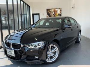 BMW 3シリーズ 320dブルーパフォーマンス Mスポーツ 衝突軽減ブレーキ
