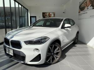 BMW X2 xDrive 18d Mスポーツ 純ナビ LED 20インチ