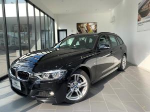 BMW 3シリーズ 318iツーリング MスポーツLEDヘッドライト