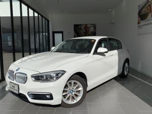 BMW 1シリーズ 118i スタイル LEDヘッドライト ETC バックカメラ