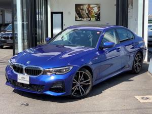 BMW 3シリーズ 320i Mスポーツ 弊社元デモカー サンルーフ ACC