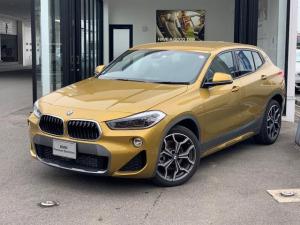 BMW X2 sDrive 18i Mスポーツ 車線逸脱警告 LEDライト