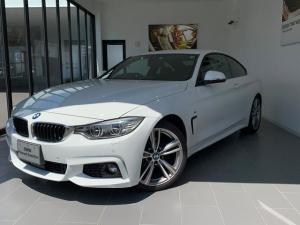 BMW 4シリーズ 420iクーペ Mスポーツ コンフォートアクセス ETC