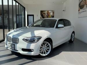 BMW 1シリーズ 116i ファッショニスタ シートヒーター 本革純正17AW
