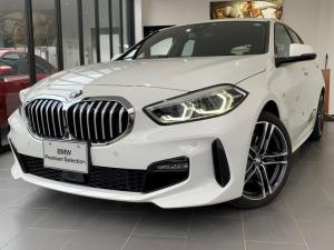 BMW 1シリーズ 118i Mスポーツパッケージ 弊社デモカー ACC スマートキー LED
