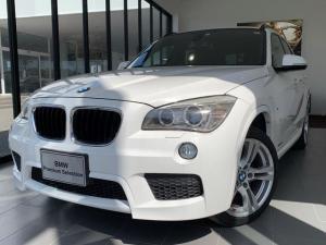 BMW X1 xDrive 20i Mスポーツ 後期LCIモデル xDrive(4WD)スマートキー