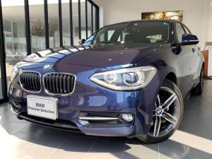 BMW 1シリーズ 116i スポーツ スマートキー 純正HDDナビ 純正17AW