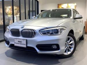 BMW 1シリーズ 118d スタイル 純正HDDナビ バックカメラ