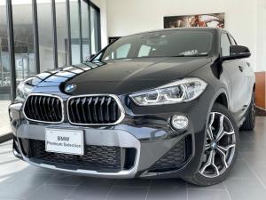 BMW X2 xDrive 18d MスポーツX ハイラインパック レザーシート ACC ヘッドアップディスプレイ