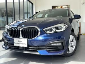 BMW 1シリーズ 118i プレイ ハイラインパッケージ レザーシート 純正HDDナビ バックカメラ スマートキー
