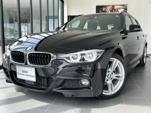 BMW 3シリーズ 320dツーリング Mスポーツ 純正HDDナビ 社外TVチューナー ACC スマートキー