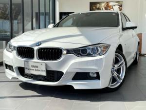 BMW 3シリーズ 320d Mスポーツ 純正HDDナビ スマートキー バックカメラ 18インチAW