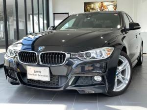 BMW 3シリーズ 320i Mスポーツ 純正HDDナビ バックカメラ スマートキー 18インチAW