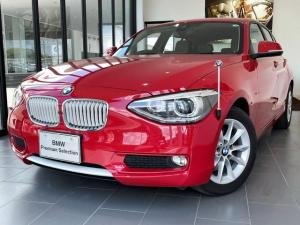 BMW 1シリーズ 116i スタイル 純正HDDナビ バックカメラ キセノン