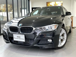 BMW 3シリーズ 320iツーリング Mスポーツ 純正HDDナビ バックカメラ ACC スマートキー 18インチAW Bluetooth ETC