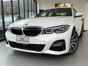 BMW 3シリーズ 320i Mスポーツ 現行モデル 純正HDDナビ ACC バックカメラ スマートキー