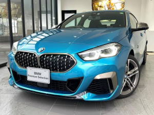 BMW 2シリーズ M235i xDriveグランクーペ 現行モデル Mスポーツシート 純正HDDナビ ACC バックカメラ スマートキー