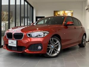 BMW 1シリーズ 118d Mスポーツ 純正HDDナビ バックカメラ ACC 18インチAW