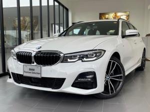 BMW 3シリーズ 318iツーリング Mスポーツ 弊社デモカー 現行モデル 19インチAW アラウンドビューモニター 電動テールゲート ACC