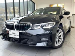 BMW 3シリーズ 318i 現行モデル ハイラインPKG プラスPKG 黒レザーシート 純正HDDナビ バックカメラ ACC PDC LED 電動テールゲート