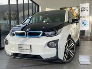 BMW i3 スイート レンジ・エクステンダー装備車 レザーシート HDDナビ バックカメラ 中期94Ahモデル レンジエクステンダー スマートキー ACC