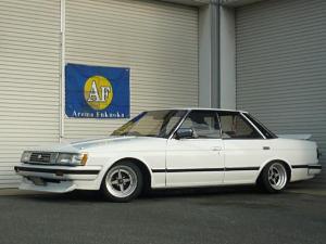 トヨタ マークII グランデ ツインカム24 GX71 旧車ローダウン仕様