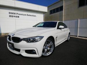 BMW 4シリーズ 420iグランクーペ Mスポーツ ACC レーンチェンジW
