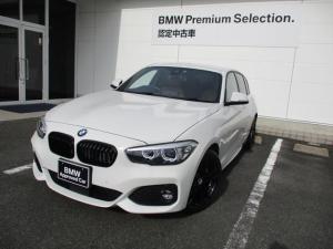 BMW 1シリーズ 118i Mスポーツ エディションシャドー ACC 茶革