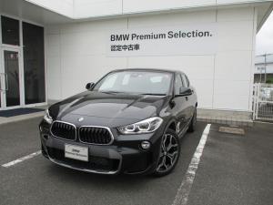 BMW X2 sDrive 18i MスポーツX ACC HUD