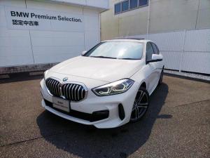 BMW 1シリーズ 118i Mスポーツ ナビP コンフォートP サンルーフ