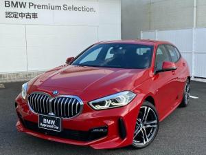 BMW 1シリーズ 118i Mスポーツ ナビゲーションパッケージ コンフォートパッケージ ワンオーナー 禁煙車