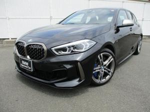 BMW 1シリーズ M135i xDrive 4WD 電動テールゲート ACC LEDヘッドライト