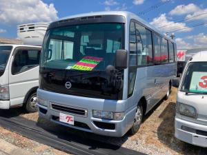 日産 シビリアンバス  バス AC AT 修復歴無 ナビ フルセグTV バックカメラ オーディオ付 DVD ETC