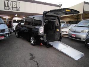 トヨタ ヴォクシー X Lエディション 車いす仕様車 スロープタイプ タイプ2 サードシート付 8人乗り 福祉車両