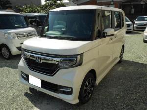 ホンダ N-BOXカスタム G・Lホンダセンシング 車中泊仕様 軽キャンピングカー