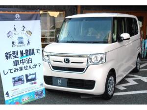 ホンダ N-BOX G・Lホンダセンシング 車中泊仕様車 軽キャンピングカー