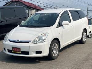 トヨタ ウィッシュ X ナビ フルセグTV バックカメラ 三列シート