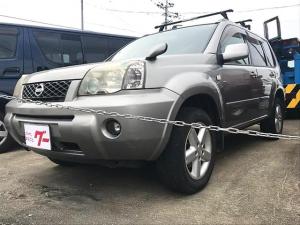 日産 エクストレイル 20X 4WD  シートヒーター ナビ ルーフレール