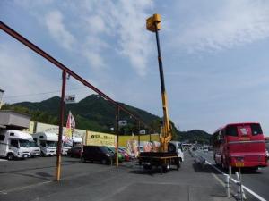 いすゞ エルフトラック 高所作業車タダノAT121G