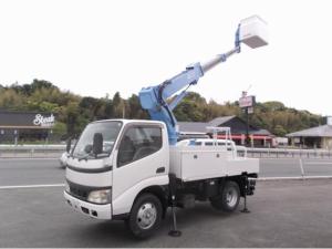 日野 デュトロ 高所作業車9.7m