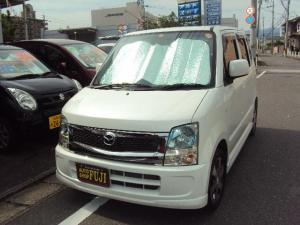 マツダ AZワゴン FX-Sスペシャル ETC装備 純正エアロ